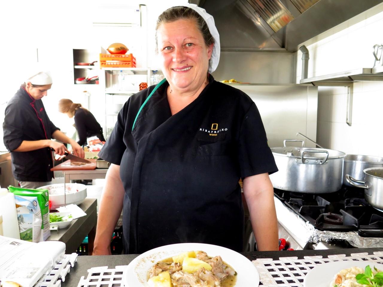 Chefe Paula Caetano