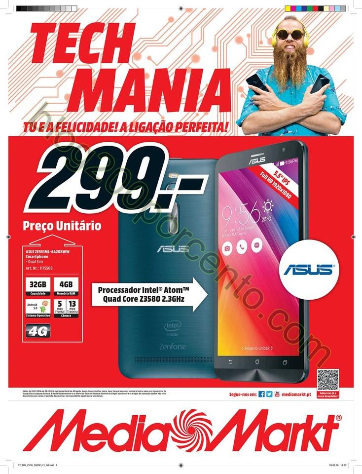 Antevisão Folheto MEDIA MARKT Promoções de 3 a