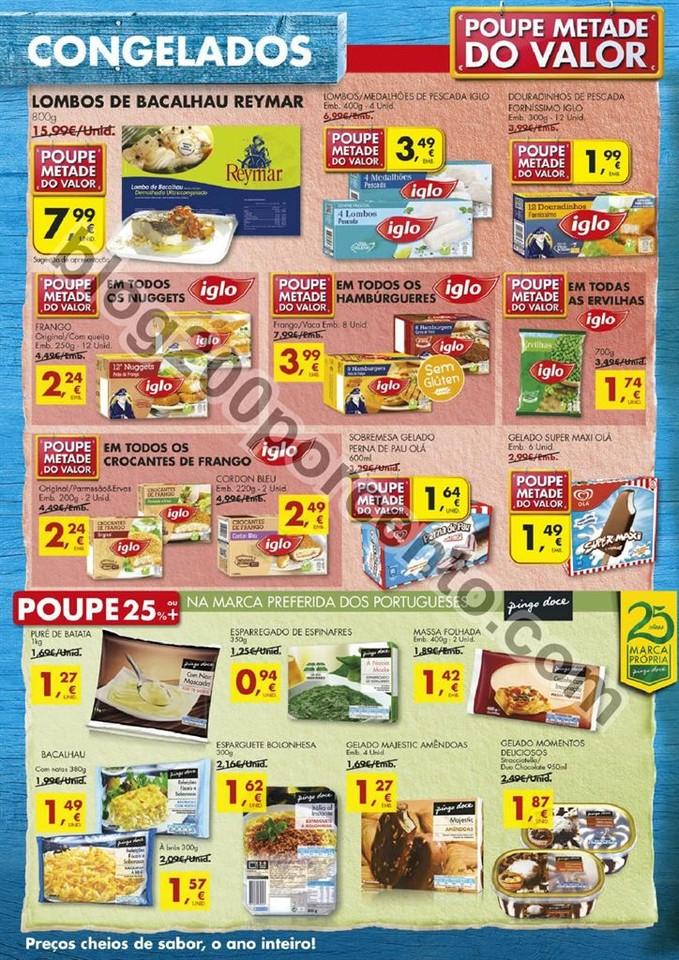 Novo Folheto PINGO DOCE Super promoções de 26 ab