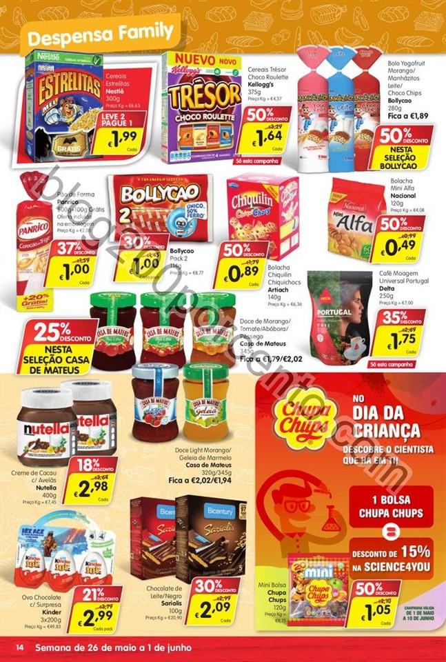 Antevisão Folheto MINIPREÇO Family Promoções d