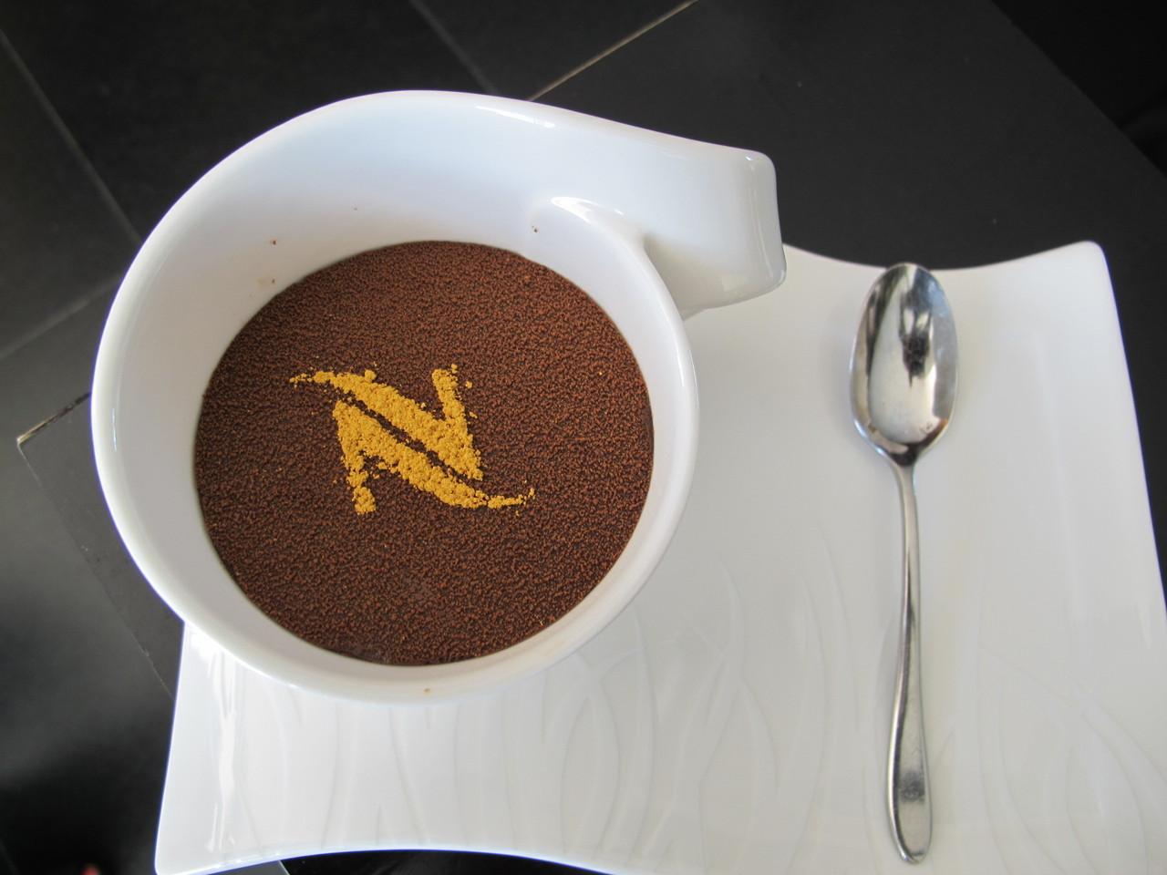 Sobremesa Nespresso