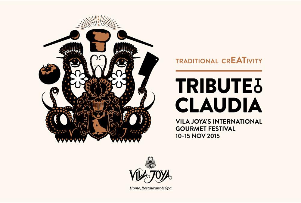 O regresso do... Tribute to Claudia