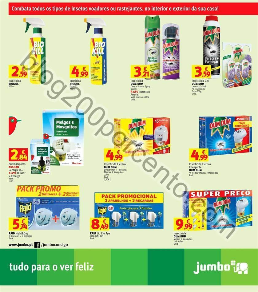 Antevisão Folheto JUMBO Extra Promoções de 29 j