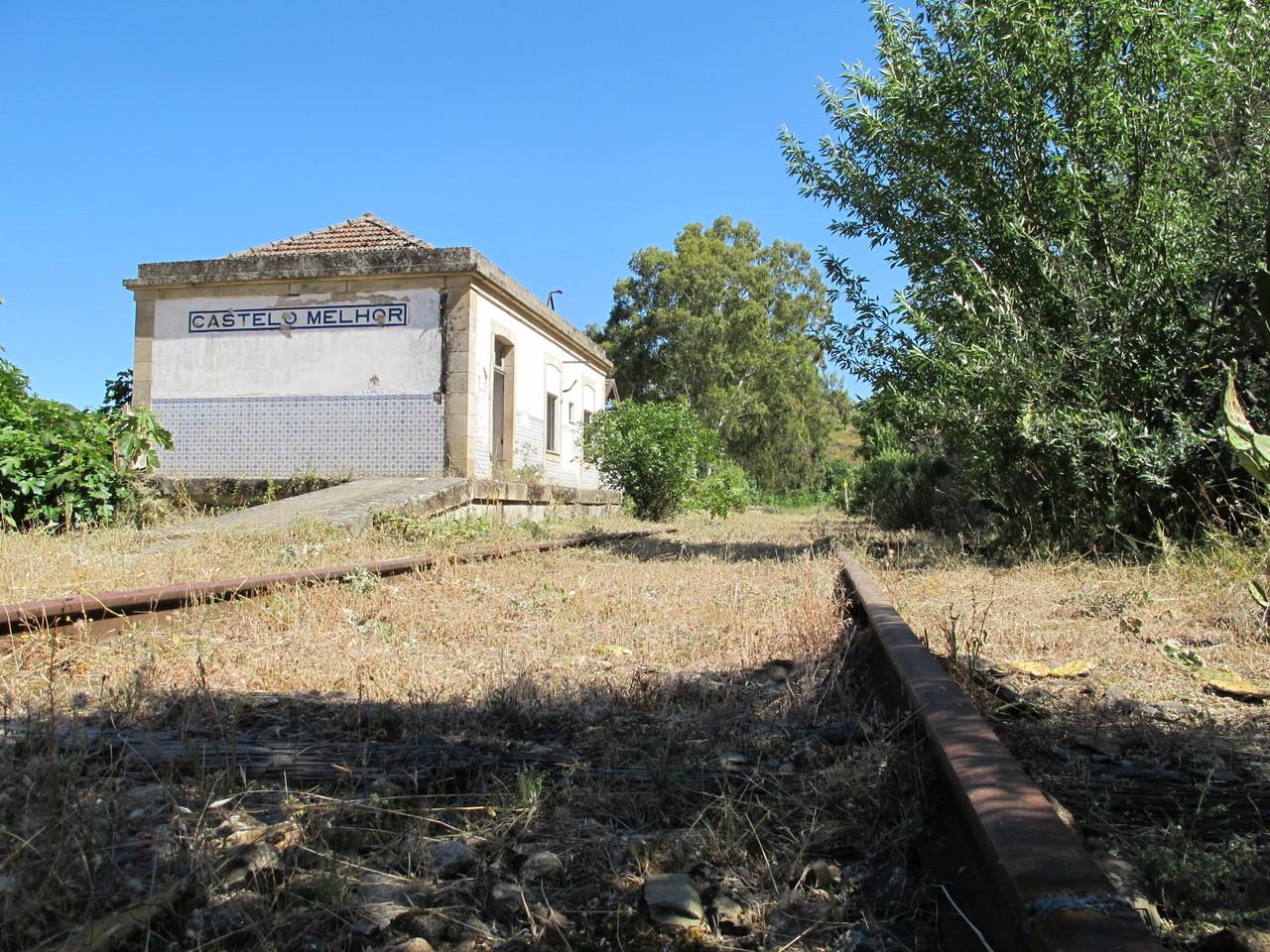 Estação de Castelo Melhor