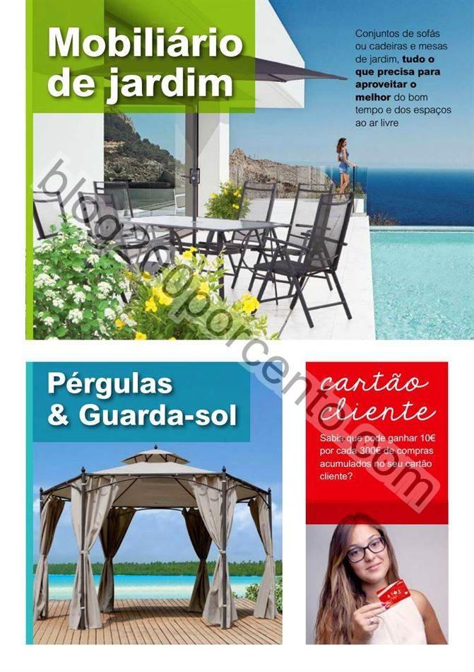 Novo Folheto ESPAÇO CASA Verão promoções até