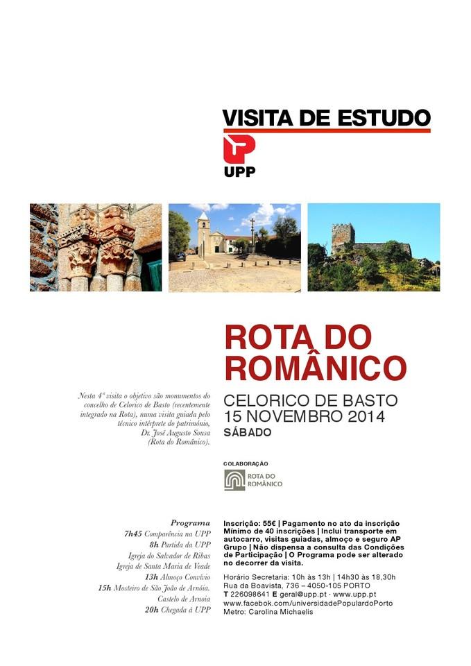 UPP Rota Celorico de Basto