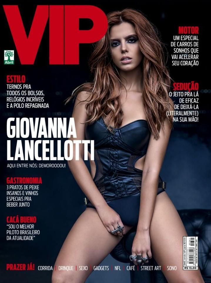 Giovanna Lancellotti capa