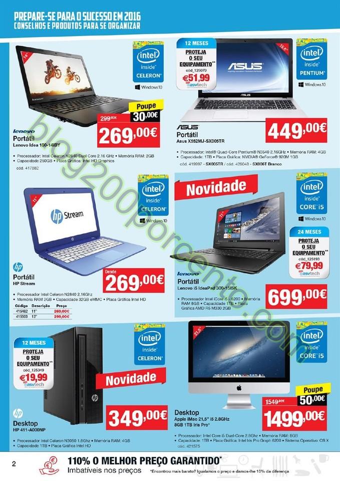 Antevisão Folheto STAPLES promoções de 4 a 16 f