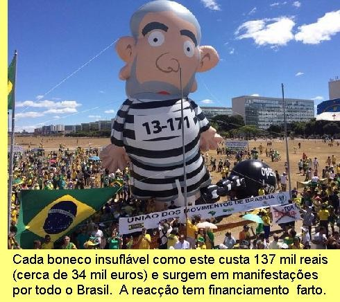 pixuleco 2016 Brasil