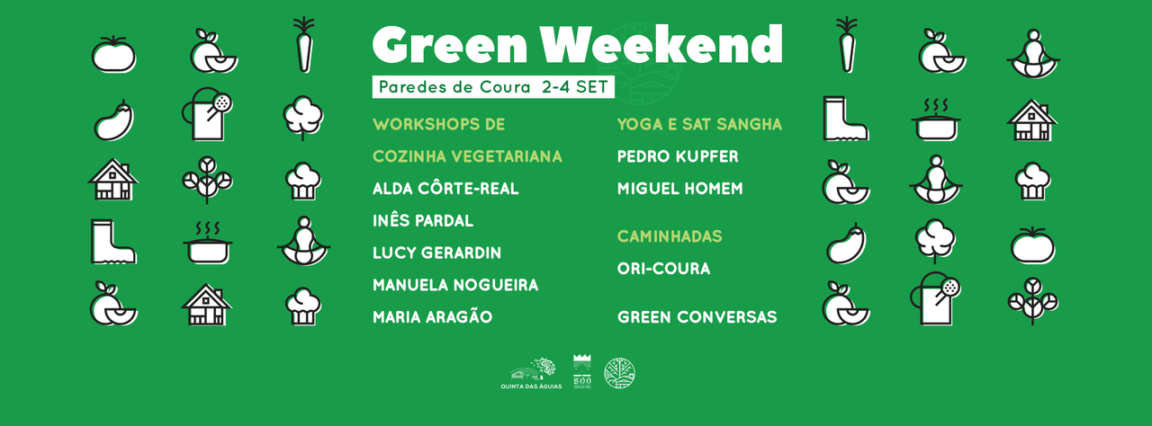 Green Weekend - Paredes de Coura