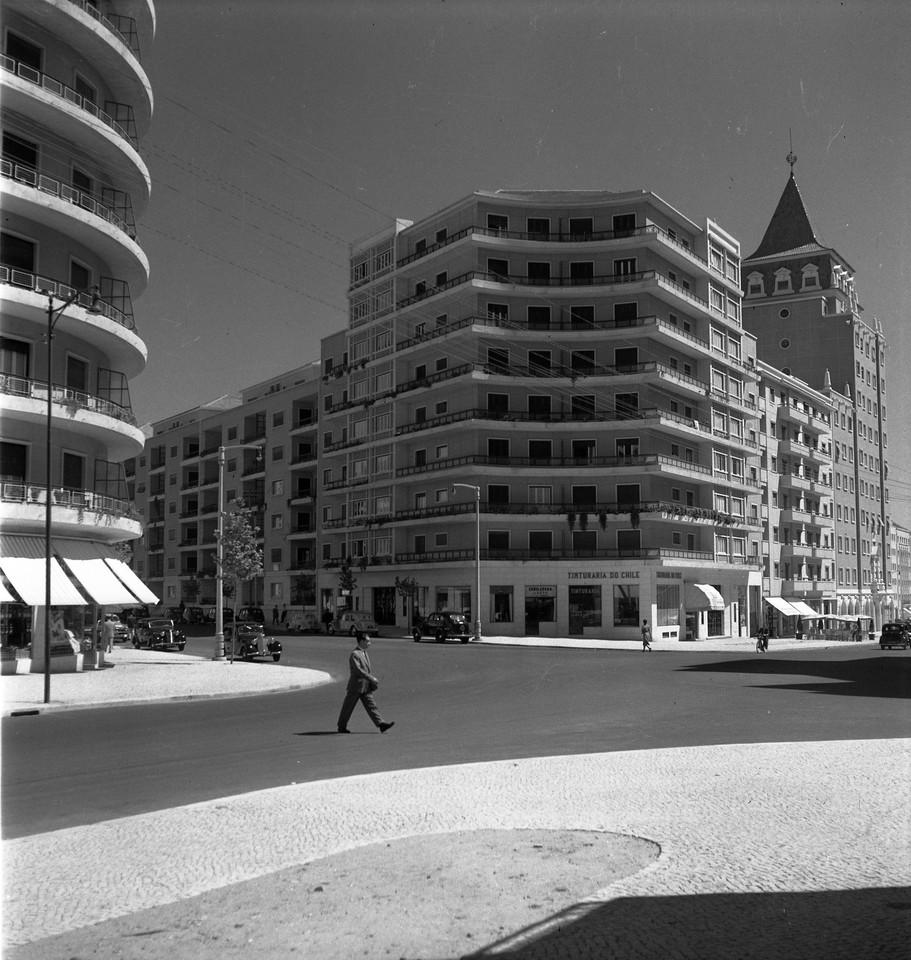 Av. de Roma, Lisboa (C. Madureira 195...)