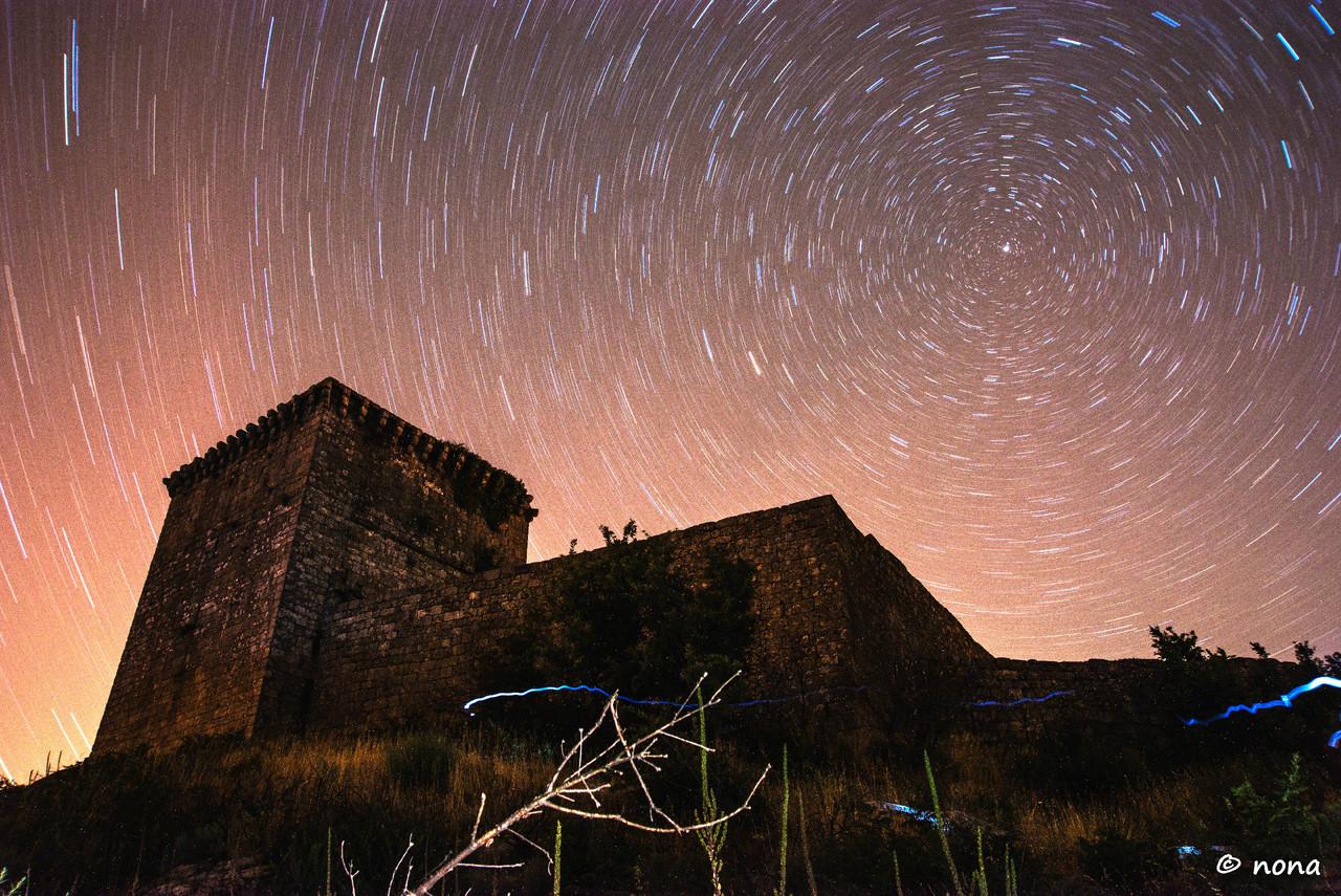 2015 - Astrofotografia (Castelo de Monforte) (93).
