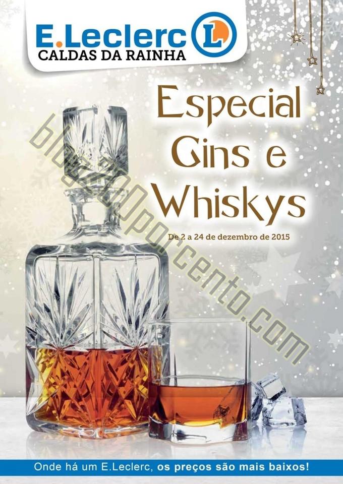 Antevisão Folheto E-LECLERC Especial Gins de 2 a