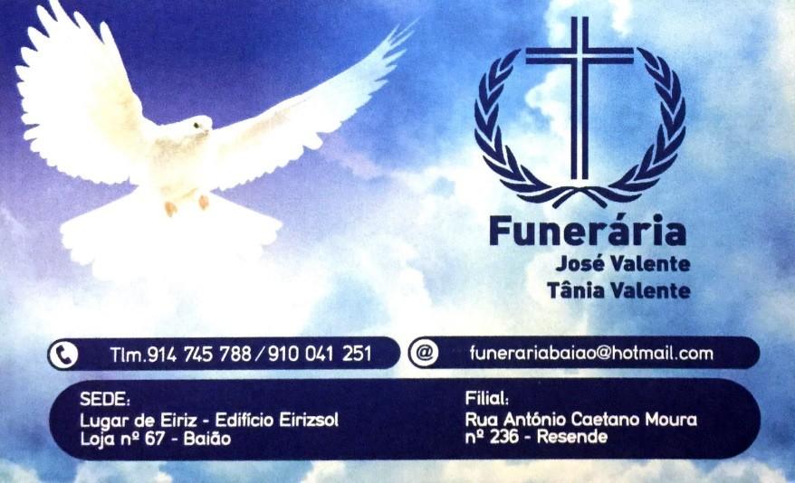 Funerária José Valente e Tânia Valente_cartão.