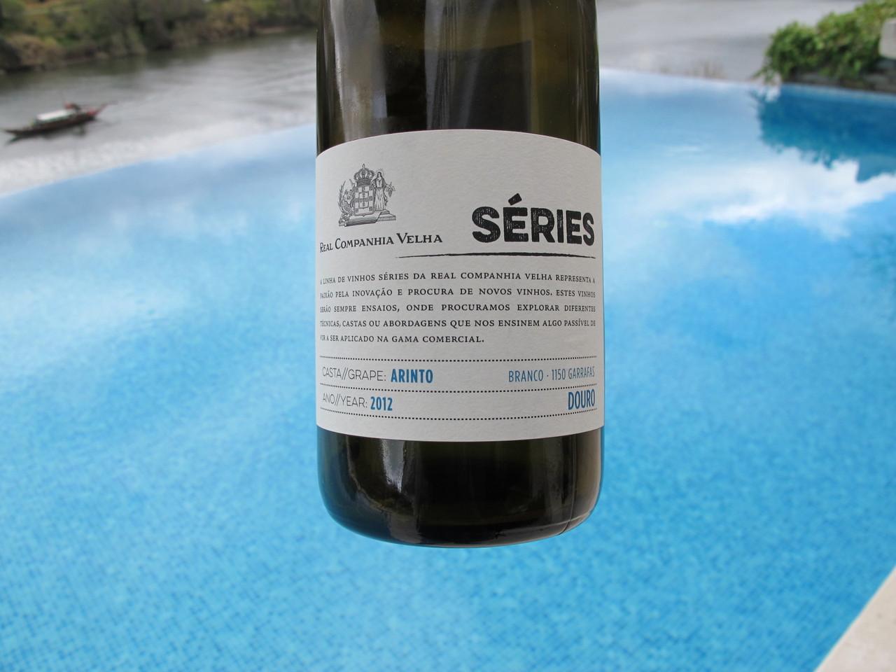 Arinto, uma variedade muito divulgada em Portugal mas rara no Douro como monocasta