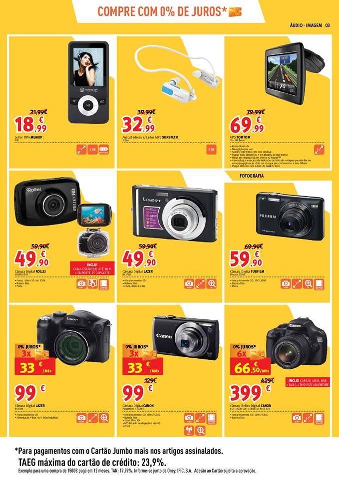 Folheto | BOX - JUMBO | em imagens, de 8 a 21 novembro