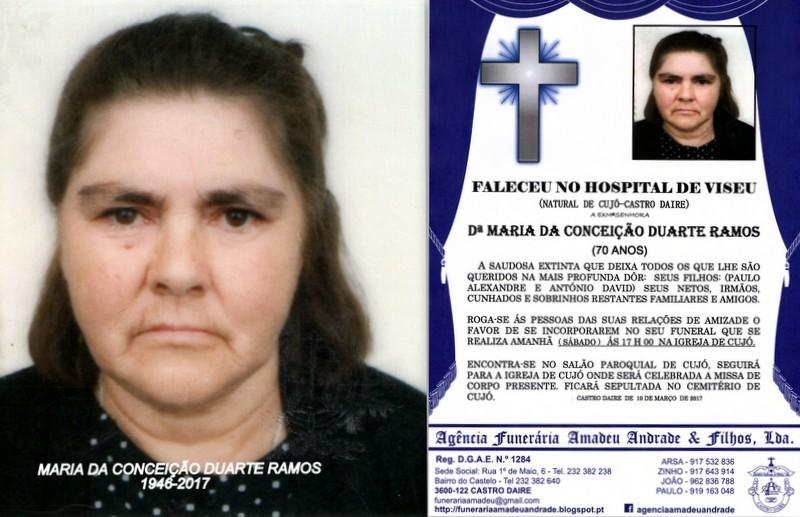FOTO E RIP- DE MARIA DA CONCEIÇÃO DUARTE RAMOS-7