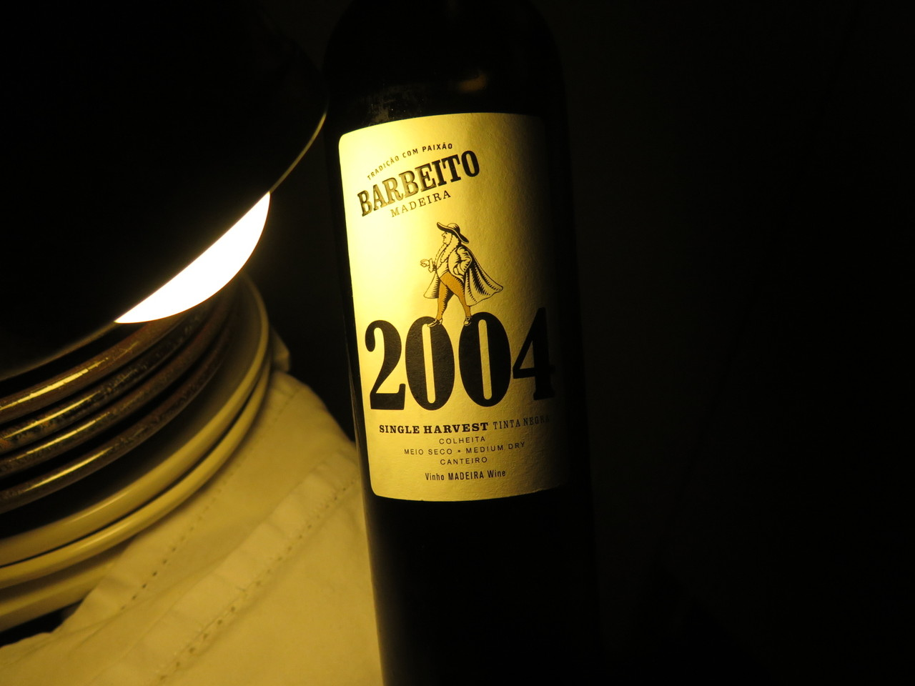 Barbeito Single Harvest 2004 Tinta Negra