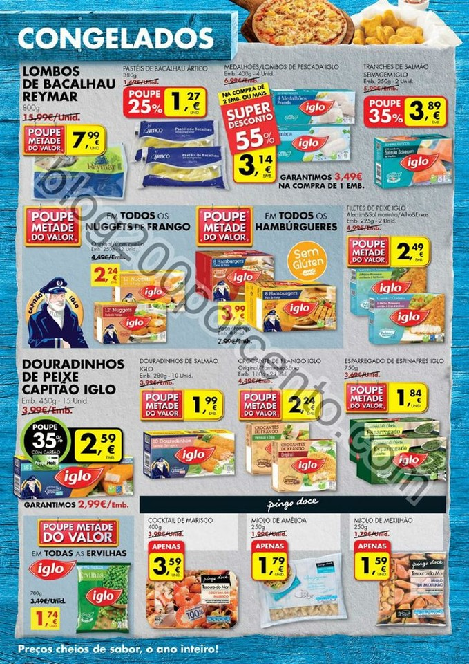 Antevisão Folheto PINGO DOCE Madeira de 26 julho