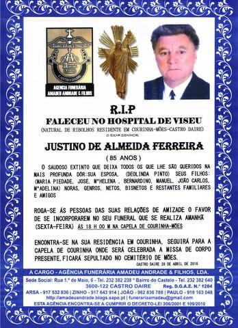 RIP- DE JUSTINO DE ALMEIDA FERREIRA-85 ANOS.jpg
