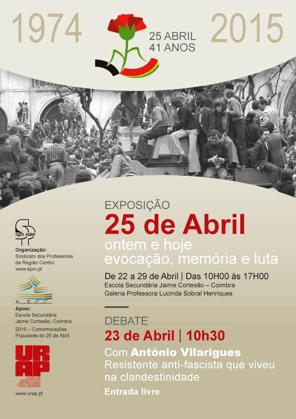 Exposição URAP Coimbra 2015