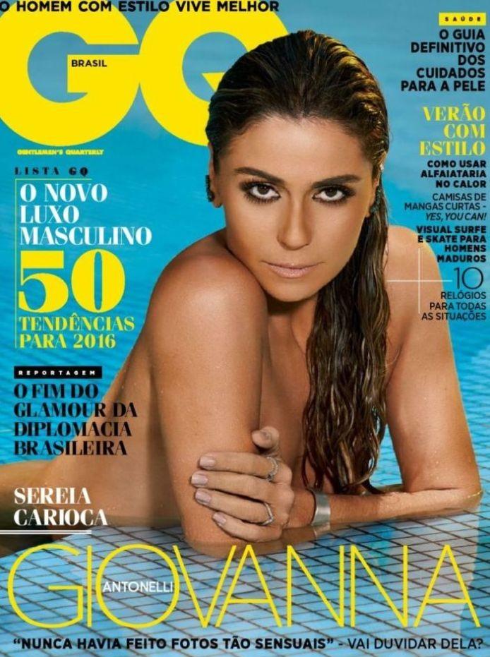 Giovanna Antonelli capa