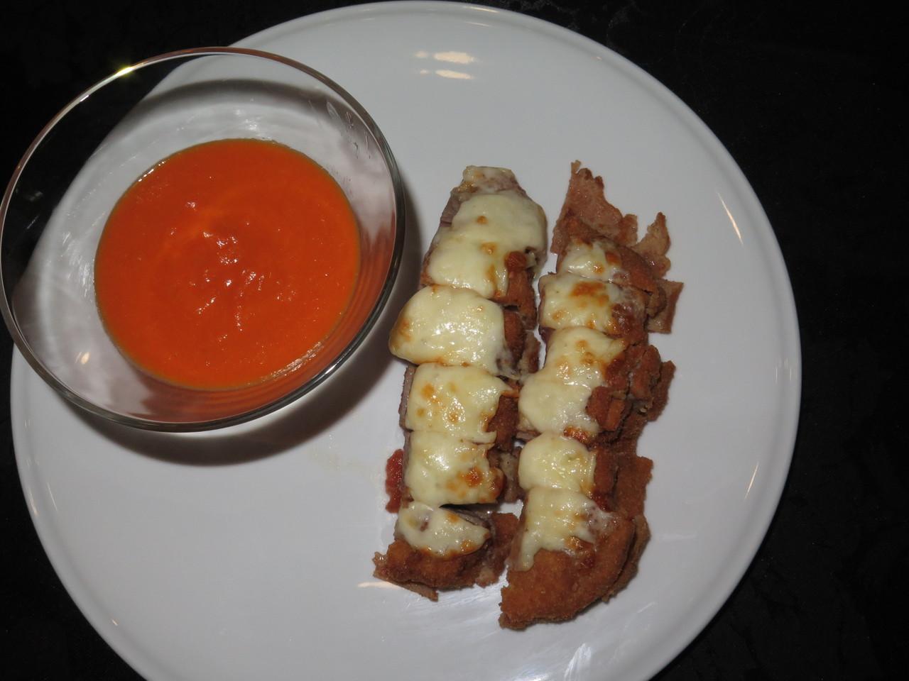 Bistecca Parmagiano