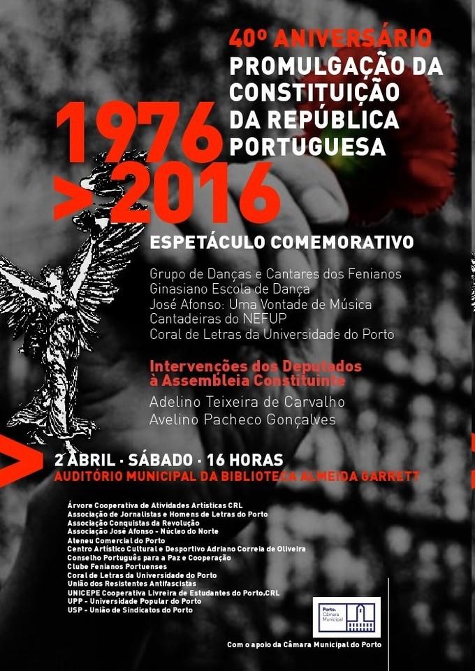 UPP 40 Aniversário CRP