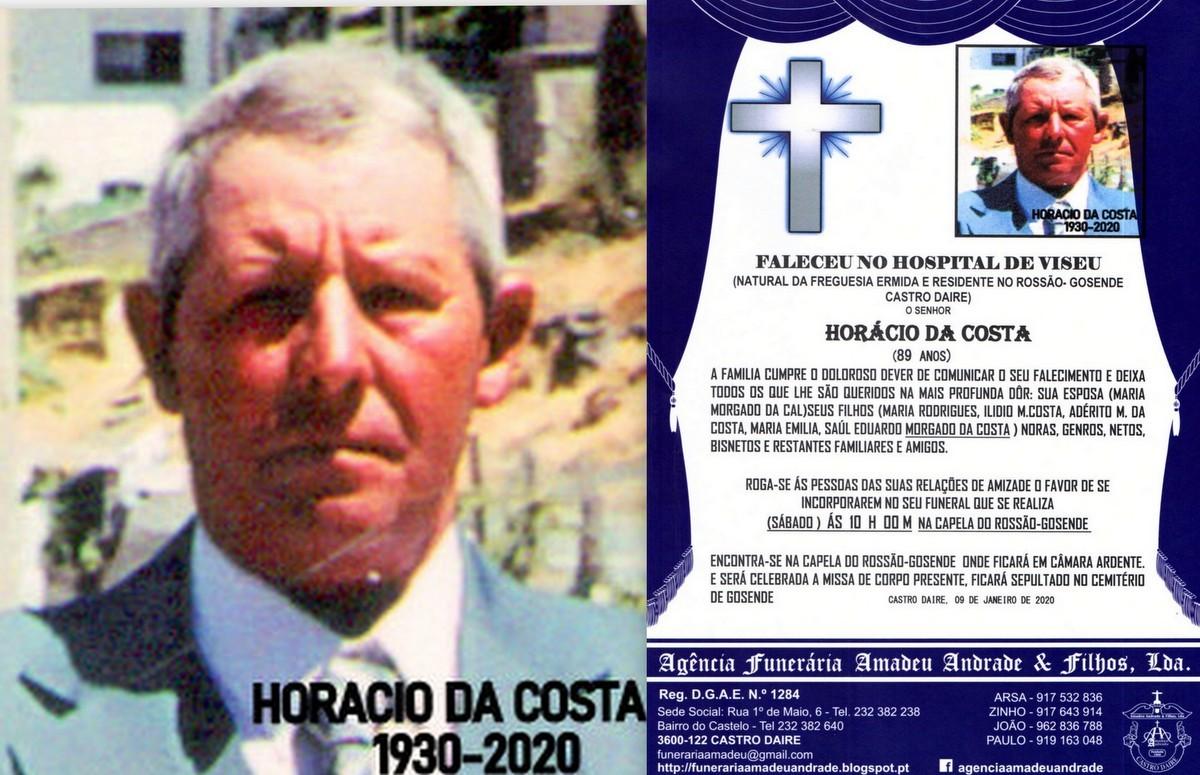 FOTO RIP DE HORÁCIO DA COSTA -89 ANOS (ROSSÃO).j