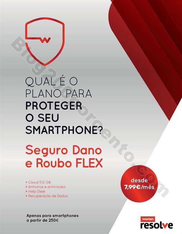 Antevisão Folheto WORTEN Mobile Promoções de 30