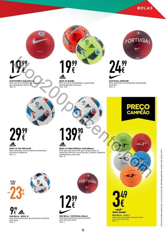 Antevisão Folheto SPORT ZONE Promoções de 25 ma