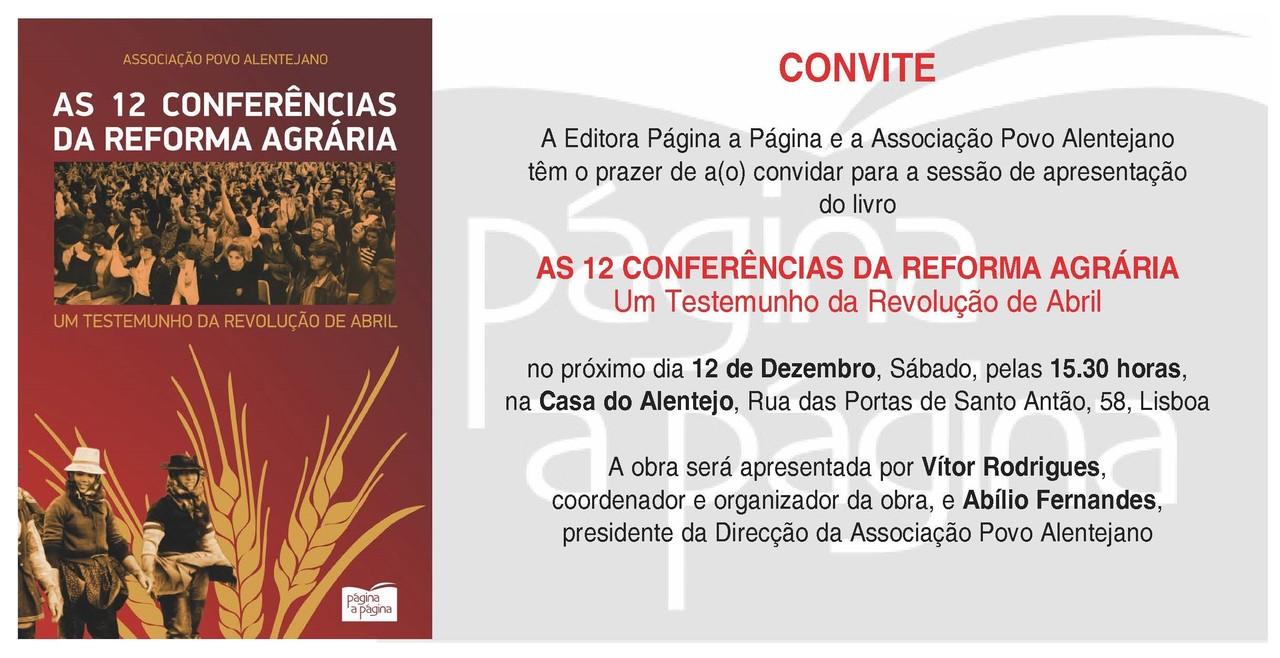 ACR-Reforma Agrária