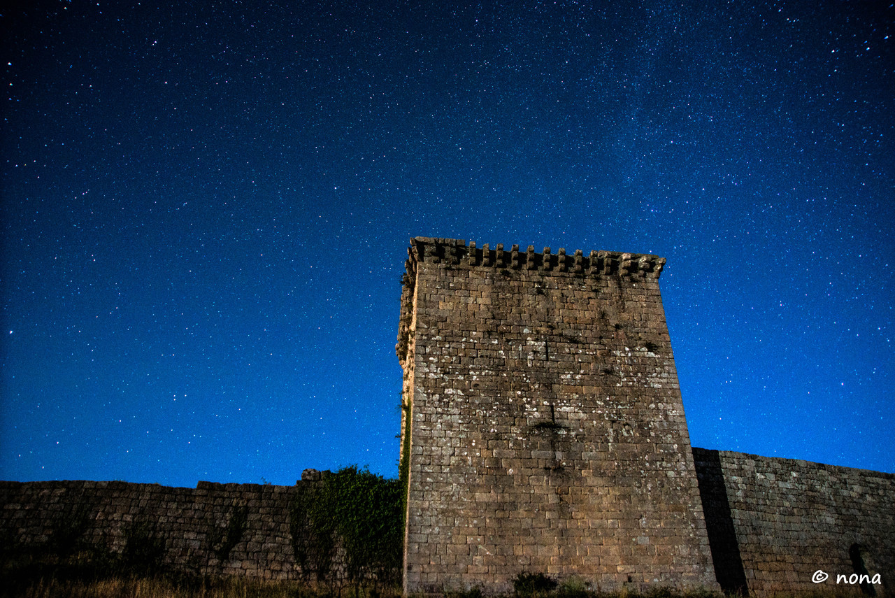 2015 - Astrofotografia (Castelo de Monforte) (26).