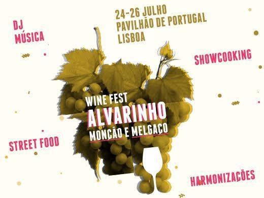 Celebrando o vinho Alvarinho produzido em Monção e Melgaço