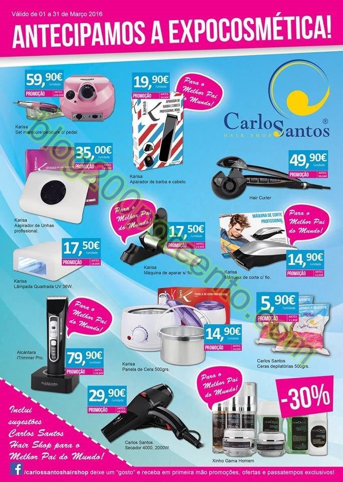 Antevisão Folheto CARLOS SANTOS HS promoções de
