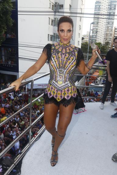 Ivete Sangalo (Carnaval de Salvador 2016)