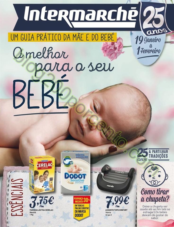 Antevisão Folheto INTERMARCHÉ Especial Bebé pro