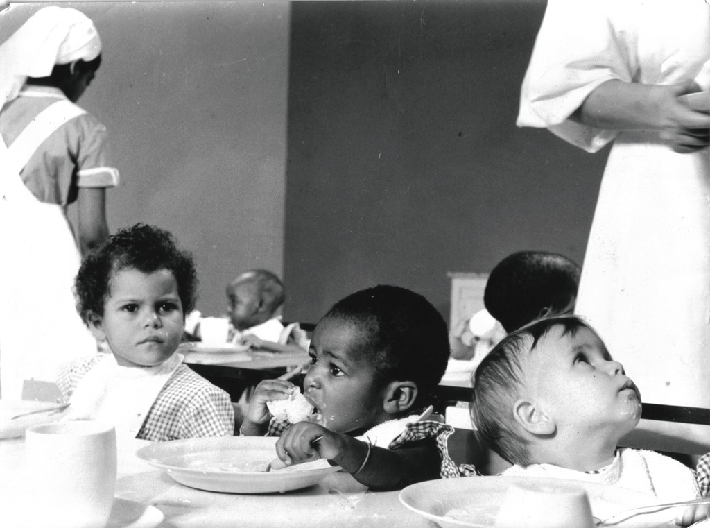 Creche, Angola, ant. 1974. S.E.I.T., s/ n.º, cx. 453, env. 1