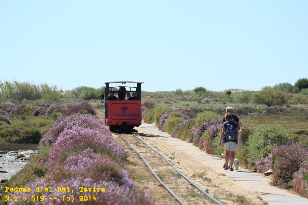 O comboiozinho...