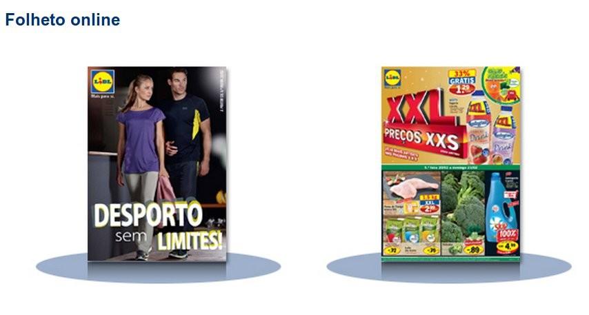 Novos folhetos   LIDL   Online a partir de 20 fevereiro