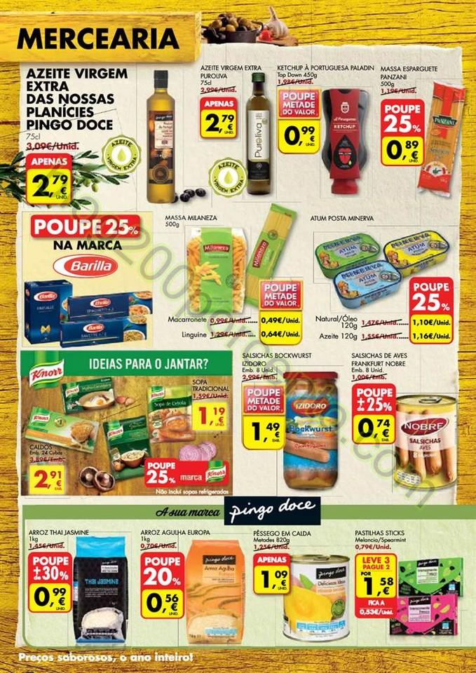 Antevisão Folheto PINGO DOCE Madeira de 29 março