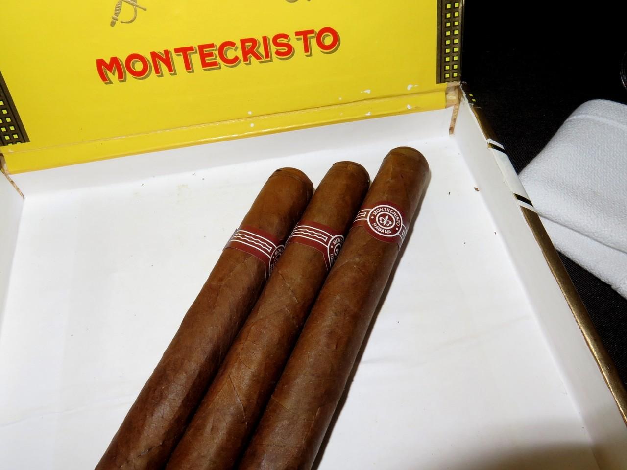 Charutos Montecristo #4
