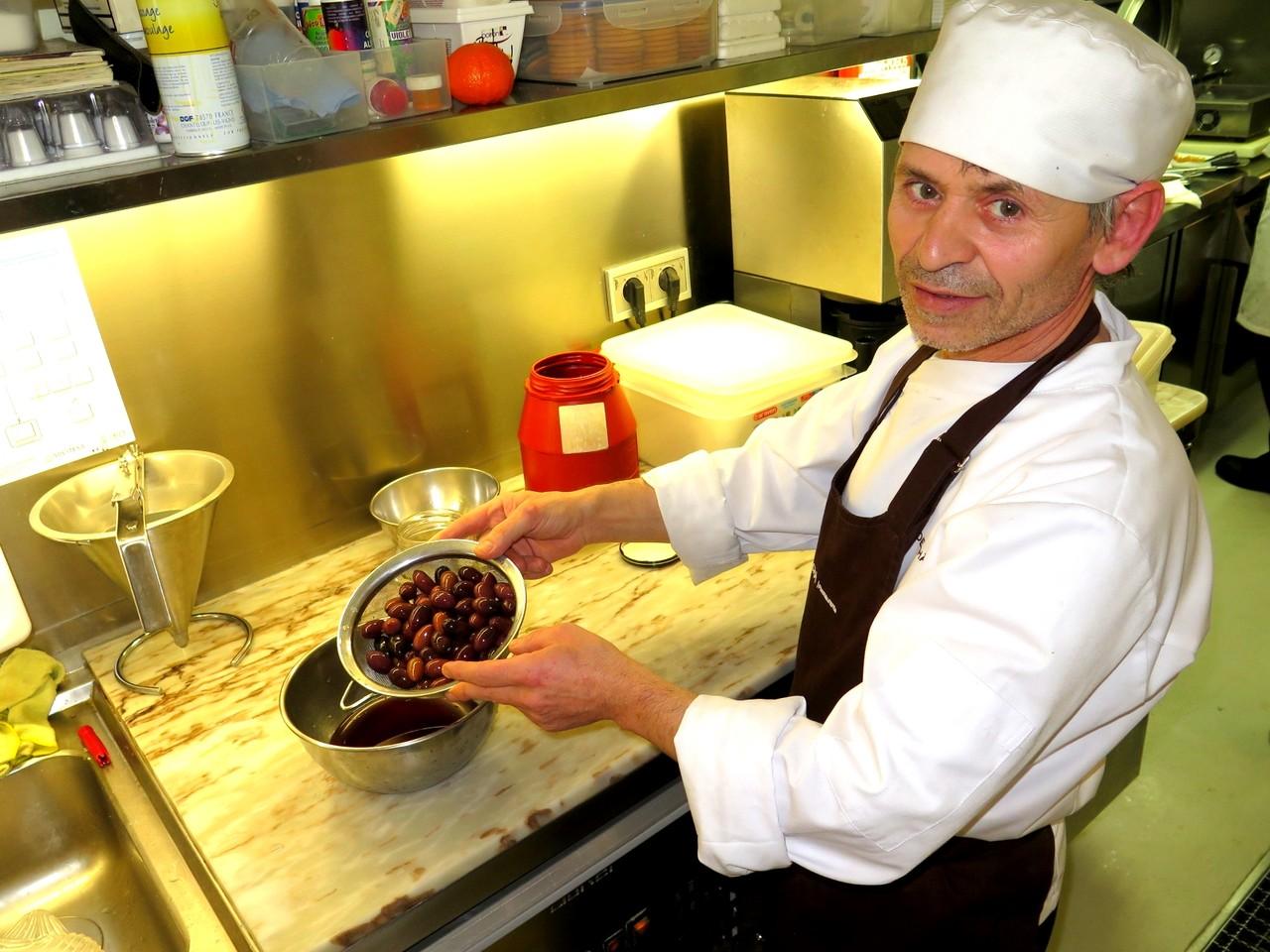 António Vito Mauro, o italiano que faz o pão da CASA DE CHÁ DA BOA NOVA