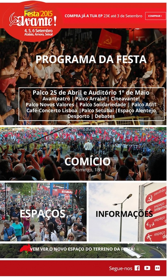 Festa Avante 2015
