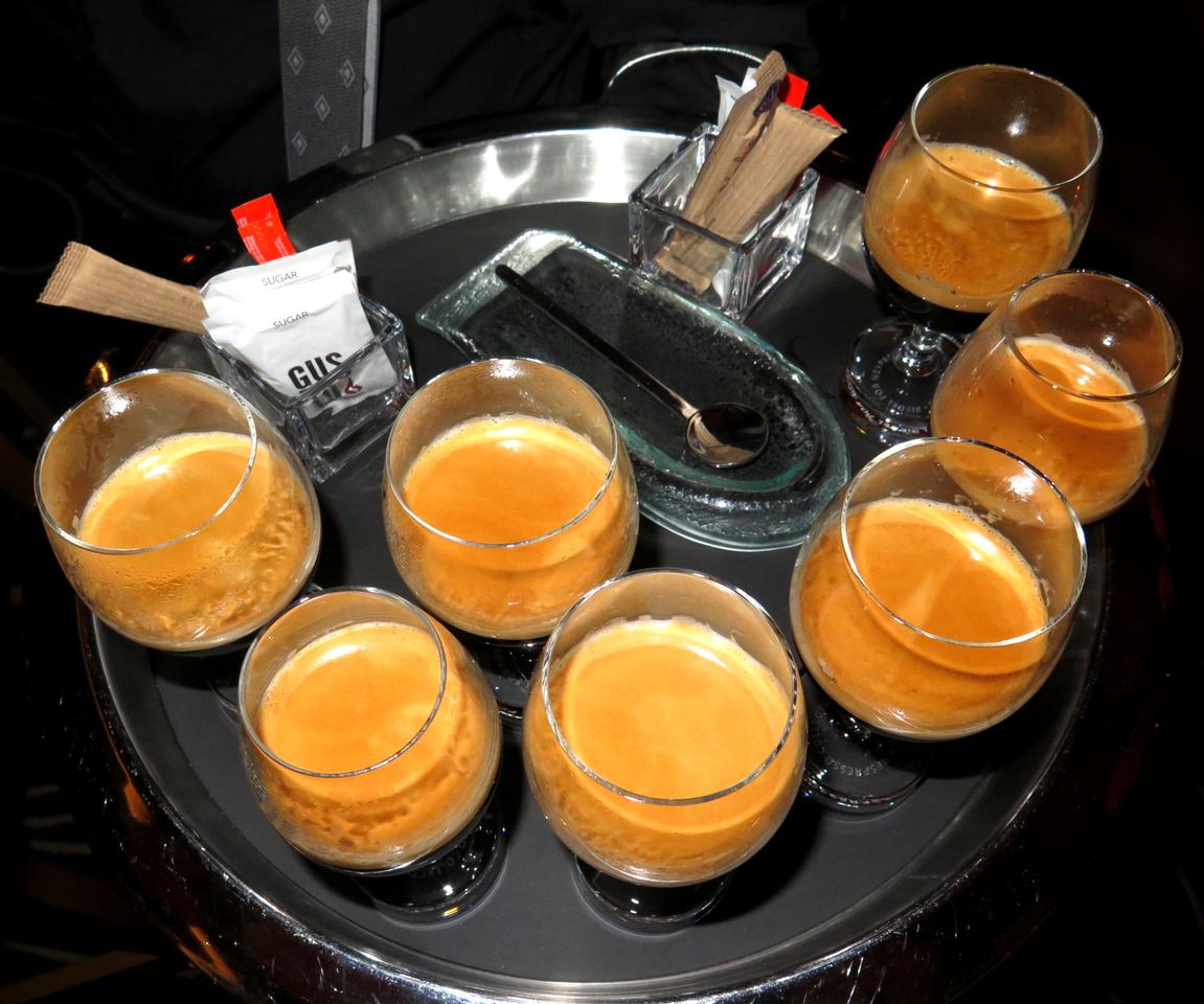 O café é Nespresso