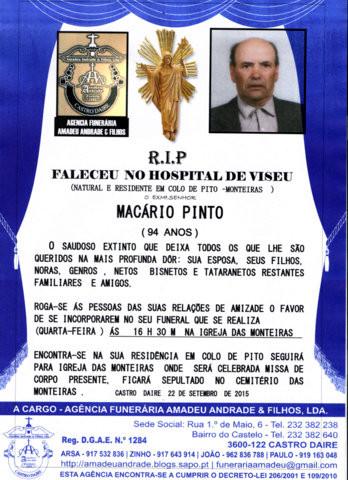 RIP2- DE MACÁRIO PINTO -95 ANOS (COLODE PITO) (2)