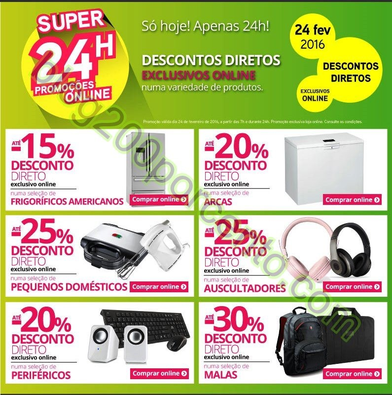 Antevisão Super24 Horas RADIO POPULAR dia 24 feve