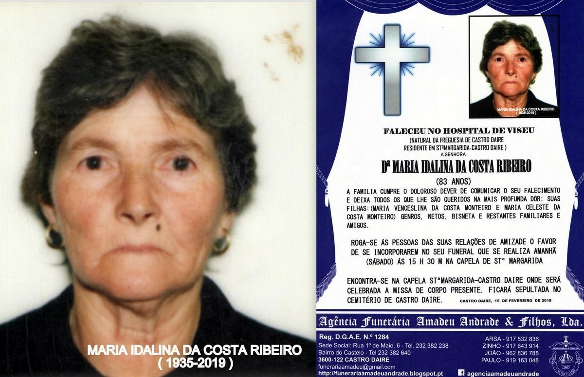 FOTO RIP IDALINA  DA COSTA RIBEIRO-83 ANOS (ST.jpg