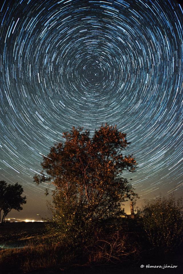 StarStaX_2015 - Astrofotogtafia - Berrande (Galiza