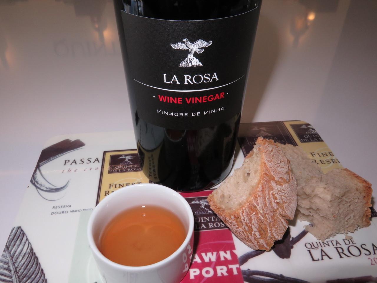 Vinagre de Vinho La Rosa
